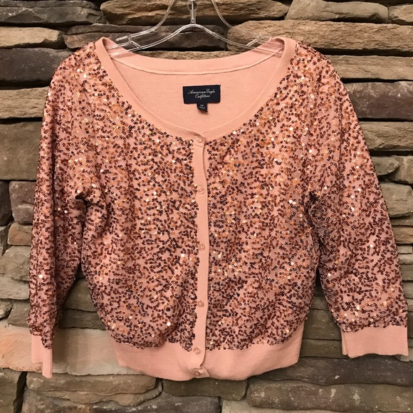 American Eagle Outfitters Sweaters - 🎉🎉American Eagle Sequined Cardigan 🎉🎉